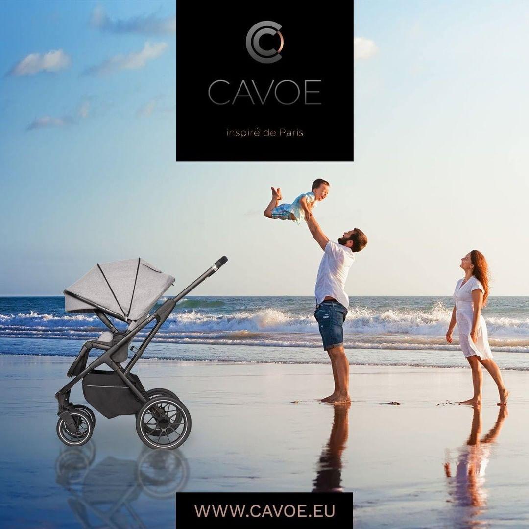 Wózek dziecięcy Cavoe